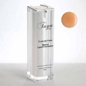 Flawless Finish Mineral Liquid Foundation Sienna